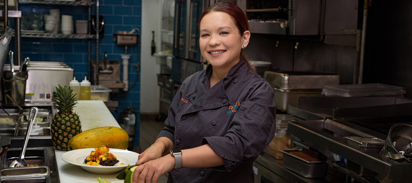 Meet our Culinary Director, Terri Novak